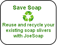 Joe Soap - Save Soap